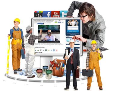 Услуги специалистов по созданию и настройке сайта клуба за 4 рабочих дня
