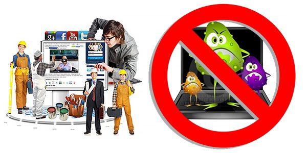 Профессиональное и оперативное лечение Вашего блога на WordPress от вирусов и защита от повторных заражений