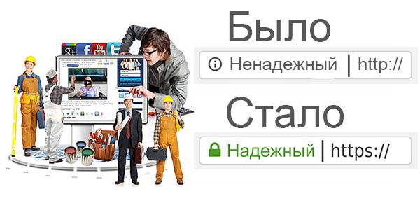 Установка SSL-сертификата и настройка сайта WordPress для работы по HTTPS