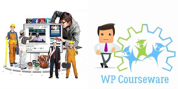 Установка плагина  WP Courseware